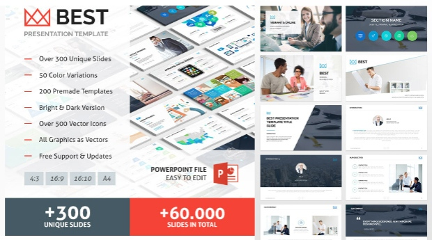 12 best selling powerpoint presentation templates adveve