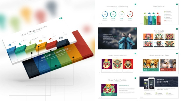 12 best selling powerpoint presentation templates – adveve, Presentation templates
